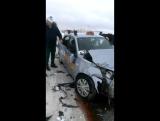 ДТП 02.02.17. Власихинская - Сухой лог (Barnaul22)