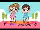 физминутка Head and shoulders