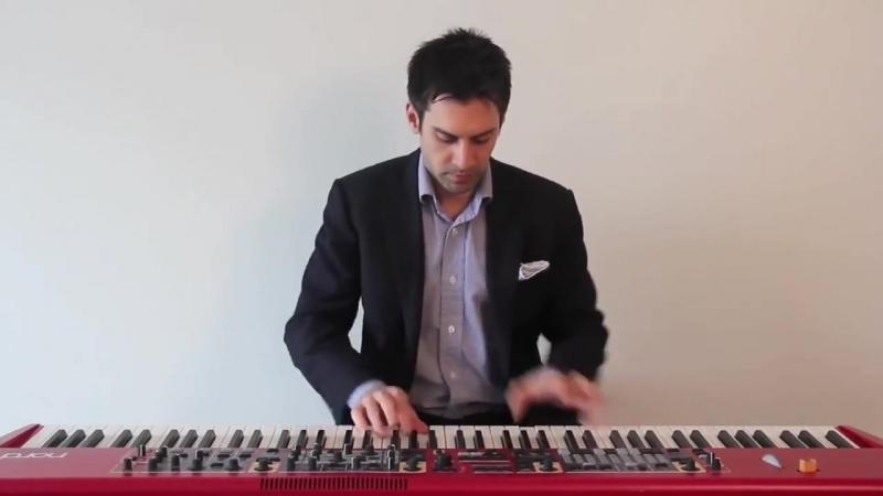 Theme Turned Into Fast Ragtime Piano - Scott Bradlee