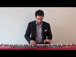 Theme Turned Into Fast Ragtime Piano - Scott Bradlee