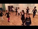 """Школа танцев """"Очарование"""" г.Нижневартовск. Детские танцы (5-6 лет )"""