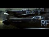 Перл-Харбор (2001). Бой британских истребителей с немецкими самолетами над Ла-Маншем