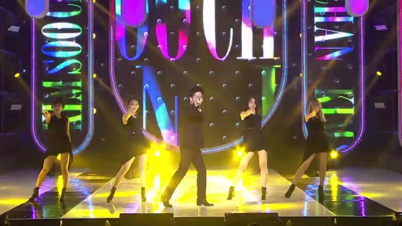Kim Soochan - Ganda Ganda @ Show Champion 170426