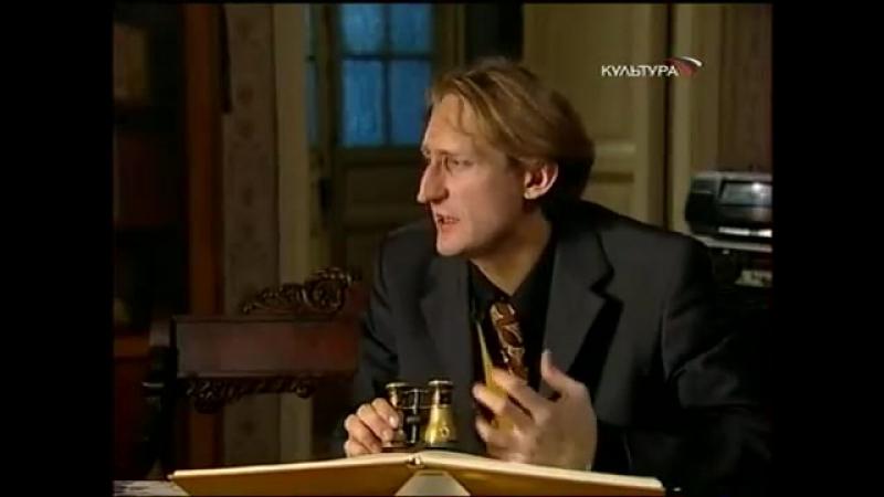 Staroetv.su / В музей - без поводка (Культура, 17.02.2006) В.Васнецов. Витязь на распутье