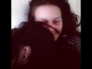 """Gabriella: """"HAPPY BIRTHDAY GANDY, i love you @bellahadid #2014"""""""