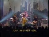 Just Another Girl - Johnny Thunders - La Edad de Oro, Madrid 1985