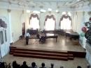 """Концерт в ССМШ для иностранных граждан. А. Хачатурян """"Лезгинка"""""""