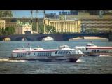Top Gear (Топ Гир) 22 сезон 1 серия - Гонка в Санкт-Петербурге