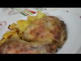Ну, оОчень вкусные - Куриные окорочка в духовке с картошкой!