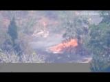 Во Флориде бушуют лесные пожары