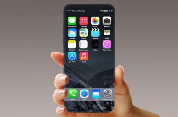Жаңа «iPhone 8» сұйық металдан жасалмақ