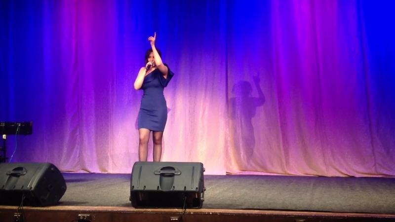 Анна-Мария экзамен по вокалу 1 курс ЗЭВ ИСИ