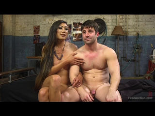 Venus Lux and Rick Fantana