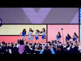 [4K FANCAM 직캠] 161008 아이오아이 ( I.O.I ) WHATTA MAN @ SEOUL Fireworks Festival by Sleeppage