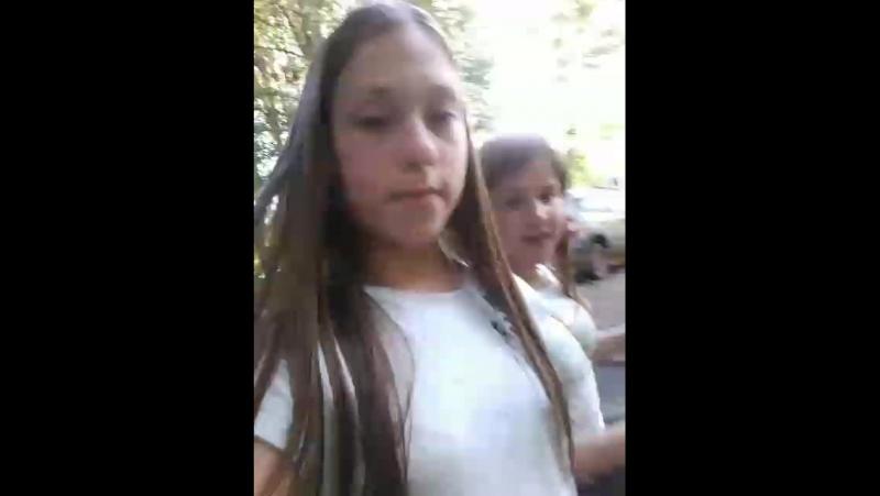 Даша Каменских - Live