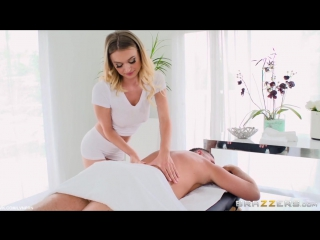 Crystal rush, natalia starr / couple cums for a massage / anal massage pov hd