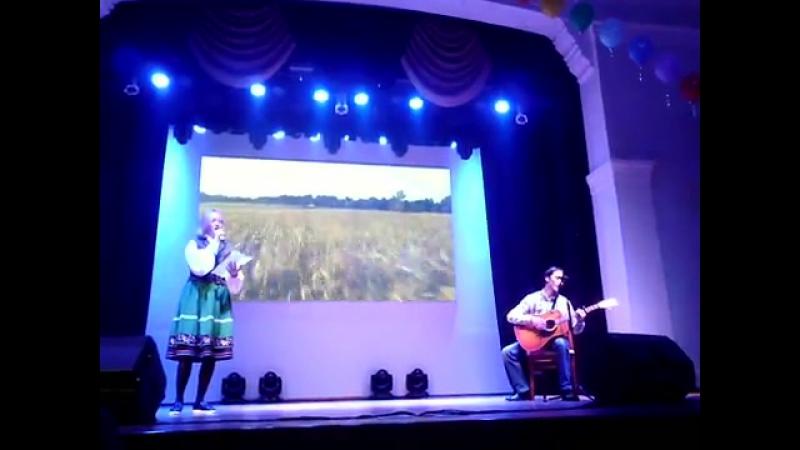 Darja i Kim w mkc TPU wrzesień 2k16