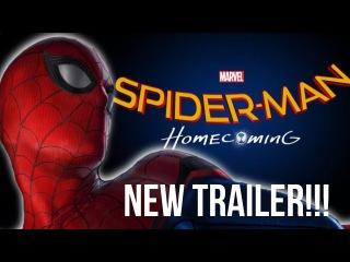 2nd Spider-man Home Coming trailer from Tom Hollands IG live