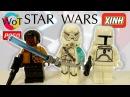 Китайские Лего минифигурки Фин, Джек 14, эксклюзивный белый Боба Фетт
