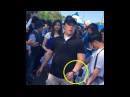 Video Of Event Staff Caught Trying To Take Upskirt Photos Of TWICE