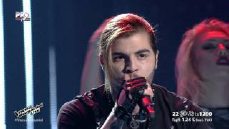 Alex Florea-Banii vorbesc(Holograf)-Vocea Romaniei 2015-LIVE 3- Ed. 13-Sezon5
