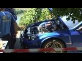 WRC Subaru Impreza WRX STI 2008 Test Germany