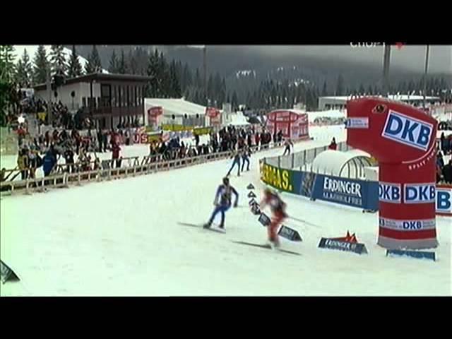 Биатлон. Кубок мира 2008-2009. 3 этап. Хохфильцен. Мужская индивидуальная гонка