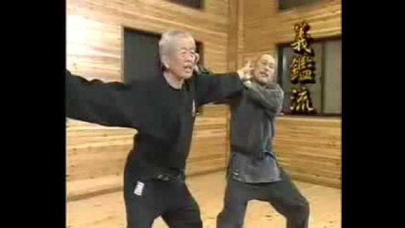Принципы Айкидо в Ниндзютсу - Масааки Хатсуми