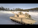 Can you drift a M1A1 Tank YES you can! LOL