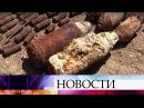 ВКерченской крепости спасатели обнаружили более полутора сотен снарядов врем
