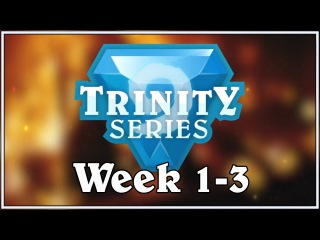 Funny And Lucky Moments - Trinity Series Edition (Week 1-3)