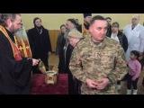 Мощи вмч. Пантелеимона привезли для поклонения в Одесский военный госпиталь Полная версия