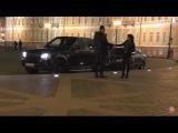 Пикап на Range-Rover ПРАНК | КРАСАВИЦА повелась на машину... /Gold Digger prank