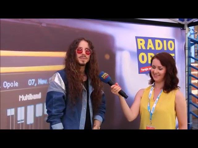 Michał Szpak Loża Radiowa (01.06.16)