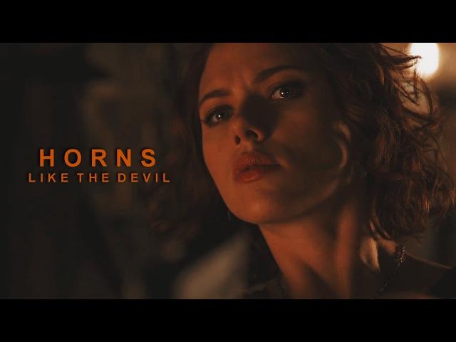 Horns Like the Devil [Natasha Romanoff]
