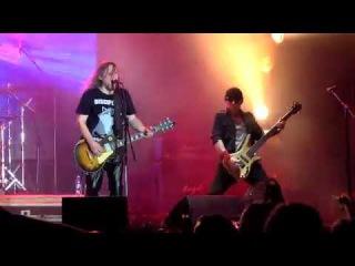 TOK - Fight for rock n roll (kRock festival live 17.06.2016) Kherson, Ukraine