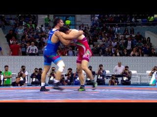 Wrestling | Men's Greco-Roman 80kg | 17 May