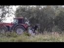 мульчер FAE UMM/S 225 трактор МТЗ 3022 300 лс Беларус