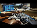 BlueARP demo #7 (Various Covers, live performance)