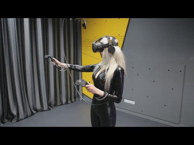 Открытие клуба виртуальной реальности VR Hub