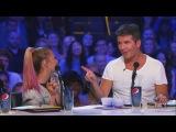 Demi Lovato and Simon Cowell - Funniest moments on The X factor - Season 2 (16) LEGENDADO