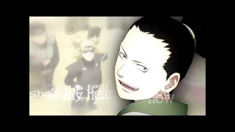 ShikaTema AMV 「Tear in Shikamarus heart」
