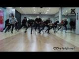 VARSITY - U r my only one (choreography practice)