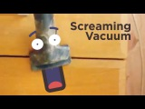 Screaming Vacuum - Real Life Doodle