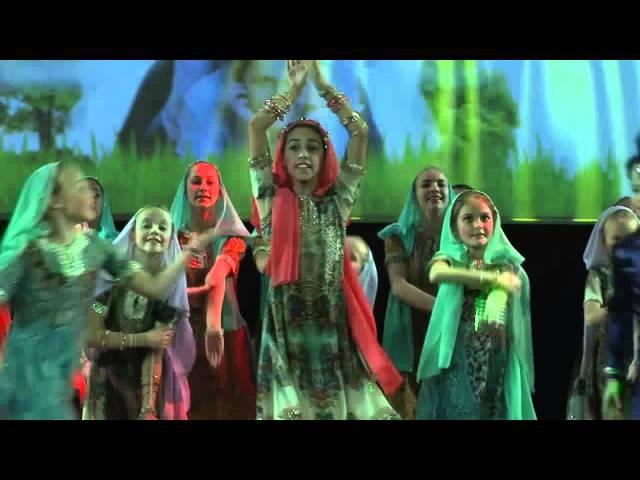 Гала-концерт 49-го фестиваля-конкурса Берега надежды Екатеринбург