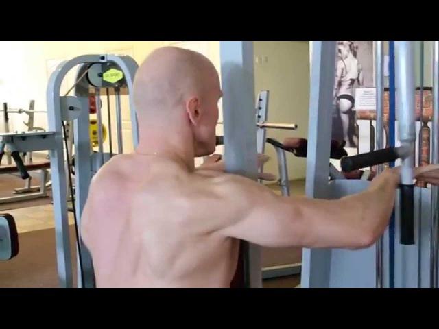 Fit4you - Тренировка ноги и плечи - часть 02