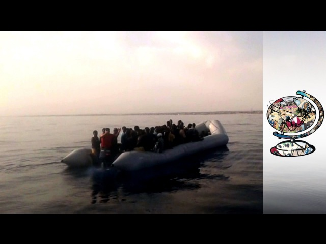Libyas Struggle To Cope With Surge In Migrant Smuggling