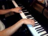 piano amelie (yann tiersen) piano cover con casio cdp 120( grabado con celular)