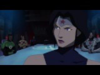 Темная Лига Справедливости Русский трейлер мультфильма 2017