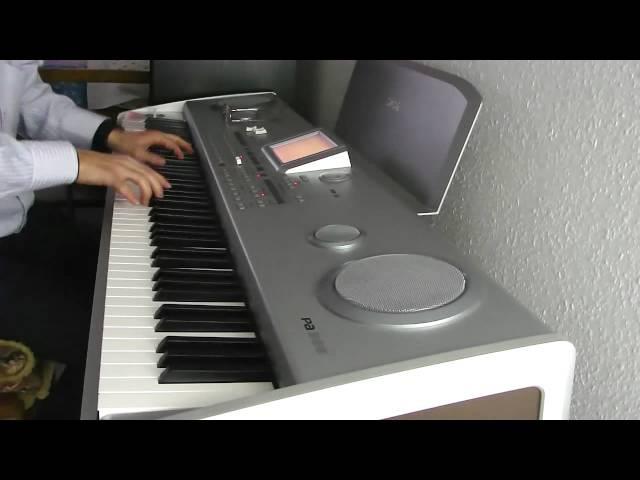 The Thorn Birds Theme on Piano. Поющие в терновнике